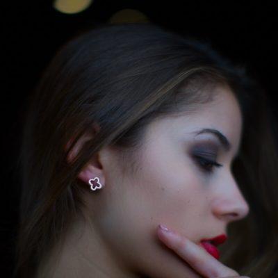 Ohrringe Florentine 925 Silber