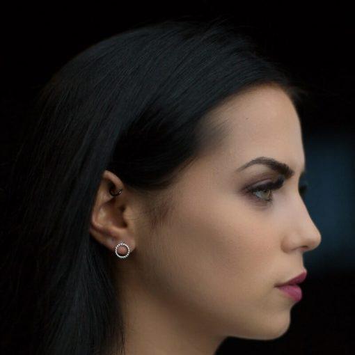 Ohrringe Romy 925 Silber