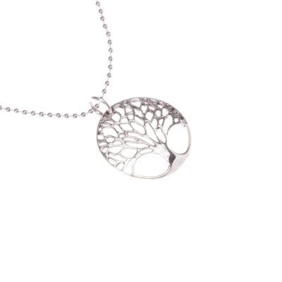 Kette Baum des Lebens 925 Silber