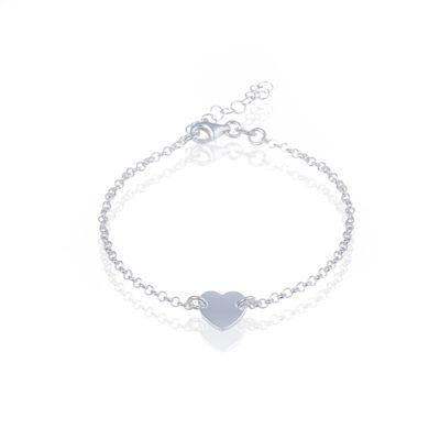 Armband Herz Jolina 925 silber