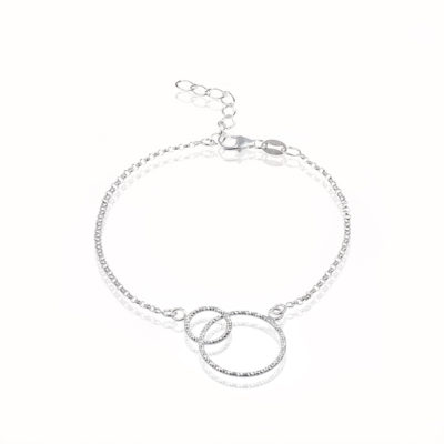 Armband Kreise Rodeo Drive 925 Silber