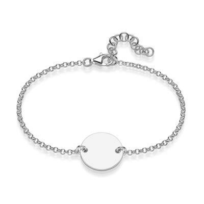 Armband My Secret Gravur 925'Silber