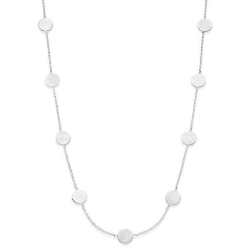 Kette Coco Confetti 925' Silber