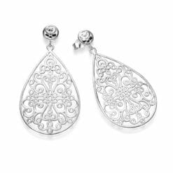 Ohrringe Sevilla 925' Silber