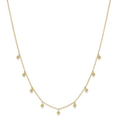 KETTE LUCIA 925′ GOLDPLATTIERT