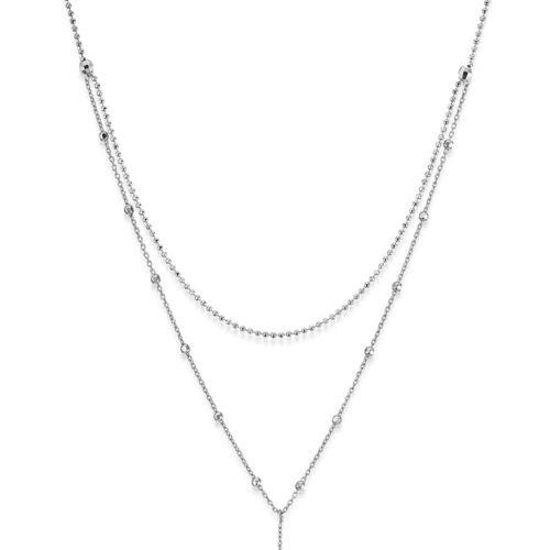 Kette Yade 925' Silber