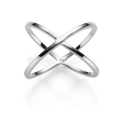 X RING XENA CLASSIC 925′ SILBER
