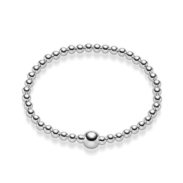 Armband Kugel Zoe 925′ Silber | Mainpunkt 925 Sterling Silver