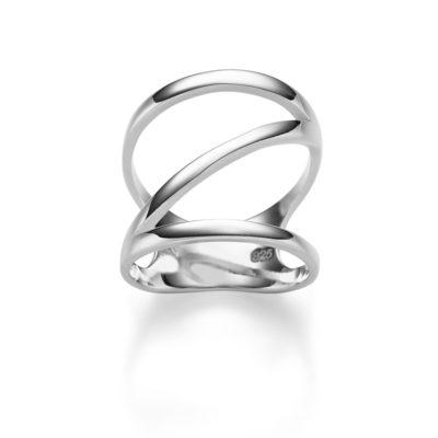 RING BOHEMIAN MIA 925′ SILBER