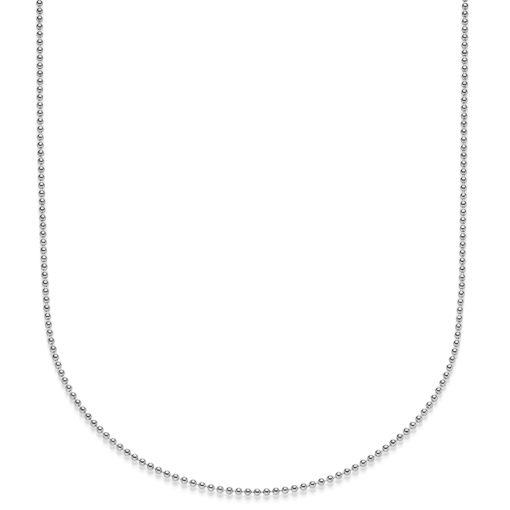 Kugelkette 925′ silber